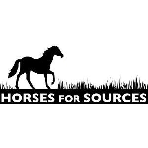 Proxima media mention; Horses for Sources logo