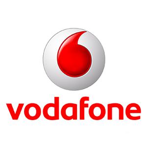 Proxima image; Vodafone logo